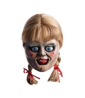 Αποκριάτικη μάσκα τρόμου Annabelle αυθεντική από το Looklike.gr