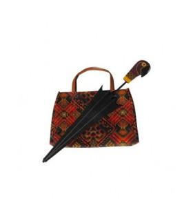 Αποκριάτικη τσάντα και ομπρέλα Μαίρη Πόπινς αυθεντική