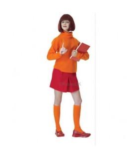 Αποκριάτικη στολή Βίλμα Scooby Doo αυθεντική από το Looklike.gr