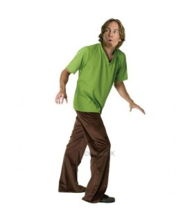 Αποκριάτικη στολή Shaggy Scooby Doo αυθεντική από το Looklike.gr
