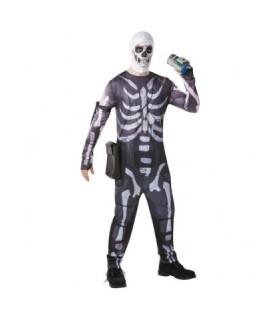 Αυθεντική στολή Fortnite Skull Trooper από το Looklike.gr