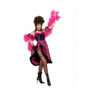 Στολή Χορεύτρια Can Can Ροζ