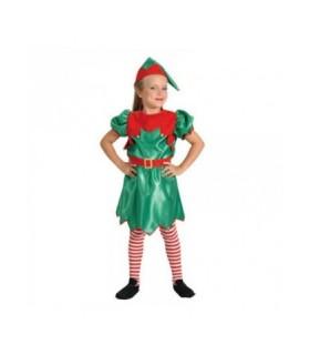 Παιδική στολή Ξωτικό των Χριστουγέννων από το Looklike.gr