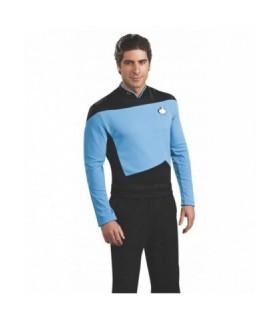 Στολή Star Trek Μπλε Αυθεντική από το Looklike.gr