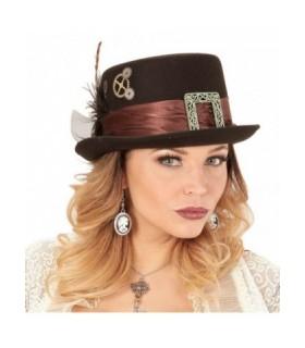 Αξεσουάρ μεταμφίεσης - Καπέλο SteamPunk από το looklike.gr