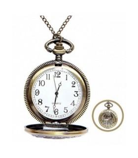 Αξεσουάρ μεταμφίεσης - Ρολόι Μεταλλικό με αλυσίδα από το looklike.gr