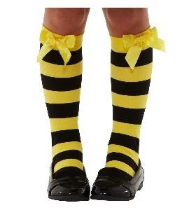 Αποκριάτικες αυθεντικές κάλτσες Santoro Bee Loved από το Looklike.gr