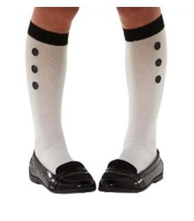 Αποκριάτικες αυθεντικές κάλτσες Σαντόρο από το Looklike.gr