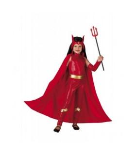 Αποκριάτικη Παιδική Στολή Devil Queen διαθέσιμη όλο το χρόνο από το Looklike.gr