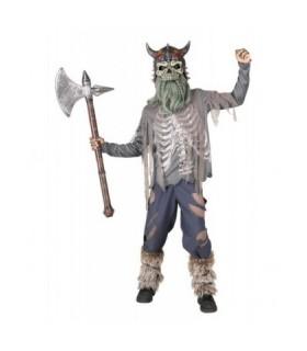 Αποκριάτικη Παιδική Στολή Viking Zombie διαθέσιμη όλο το χρόνο από το Looklike.gr