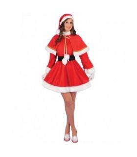 Γυναικεία Χριστουγεννιάτικη Στολή Αγιοβασιλίνα Οικονομική από το looklike.gr