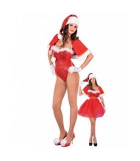 Παιδική Χριστουνιάτικη Στολή Αγιοβασιλίνα για κορίτσια από το looklike.gr