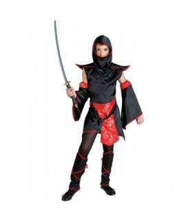 Παιδική Στολή Ninja Mistress για κορίτσια από το looklike.gr