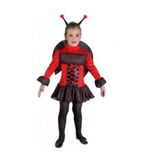 Παιδική Στολή Fancy Ladybug για κορίτσια από το looklike.gr