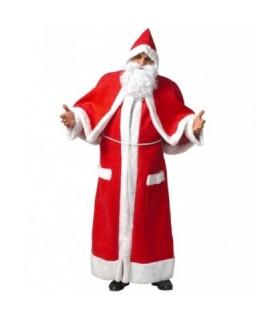 Ανδρική Χριστουγεννιάτικη Στολή Αγιοβασίλης Με Κάπα από το looklike.gr