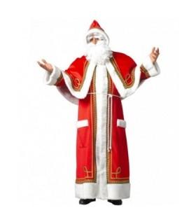 Ανδρική Χριστουγεννιάτικη Στολή Αγιοβασίλης Lux από το looklike.gr