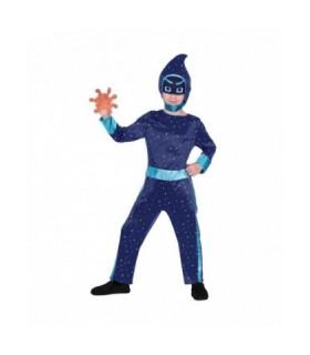 Αυθεντική στολή Πυτζαμοήρωας Pj Mask Night Ninja από το Looklike.gr