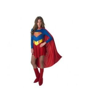 Αυθεντική αποκριάτικη στολή Super Woman από το Looklike.gr