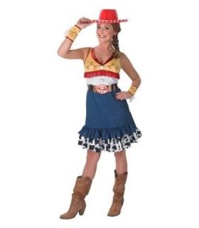 Στολή Jessie Toy Story Αυθεντική Ενηλίκων