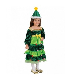 Παιδική Χριστουγεννιάτικη Στολή Χριστουγεννιάτικο Δέντρο για κορίτσια από το looklike.gr