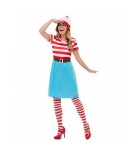 Αποκριάτικη στολή Wenda Where's Wally από το Looklike.gr!