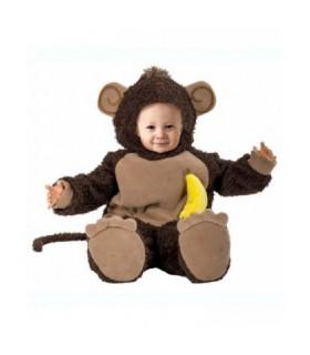 Αποκριάτικη στολή πιθηκάκι διαθέσιμη από το Looklike.gr