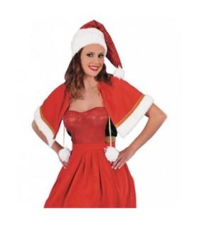 Αξεσουάρ μεταμφίεσης - Κάπα Χριστουγέννων από το looklike.gr