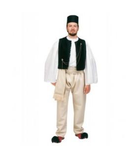 Παραδοσιακή Στολή Ηπειρώτης Μαύρο Γιλέκο από το looklike.gr