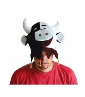 Αξεσουάρ μεταμφίεσης - Καπέλο Αγελάδας με κουδουνάκια από το looklike.gr