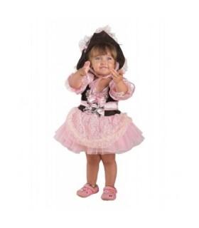 Στολή Bebe Ροζ Πειρατίνα για μωρά μέχρι 24 μηνών από το looklike.gr