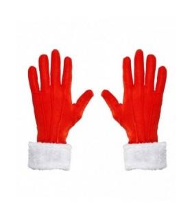 Αξεσουάρ μεταμφίεσης - Γάντια Άη Βασίλη από το looklike.gr