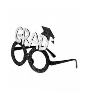 Αξεσουάρ μεταμφίεσης - Γυαλιά Αποφοίτησης με στρας  από το looklike.gr