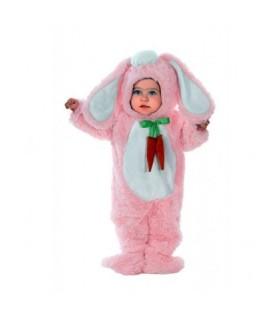 Στολή Bebe Λαγουδάκι Ρόζ για μωρά μέχρι 24 μηνών από το looklike.gr