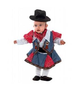 Στολή Bebe Καουμπόϊσα για μωρά μέχρι 24 μηνών από το looklike.gr