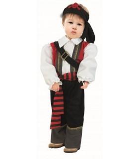 Στολή Bebe Πειρατάκι για μωρά μέχρι 24 μηνών από το looklike.gr