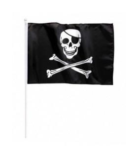 Αξεσουάρ μεταμφίεσης - Σημαία Πειρατική 43χ30 εκ από το looklike.gr