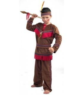 Παιδική Στολή Ινδιάνος για αγόρια από το looklike.gr