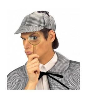 Αξεσουάρ μεταμφίεσης - Καπέλο Ντετέκτιβ  από το looklike.gr