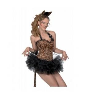 Γυναικεία Στολή Τίγρης από το looklike.gr