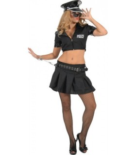 Γυναικεία Στολή Αστυνομικίνα από το looklike.gr