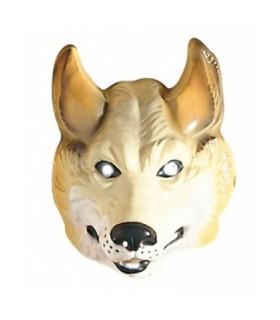 Αξεσουάρ μεταμφίεσης - Μάσκα Λύκος πλαστική από το looklike.gr