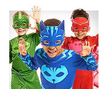 Pj Masks - στολές πιτζαμοήρωες