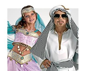 Άραβες / Χανούμισσες