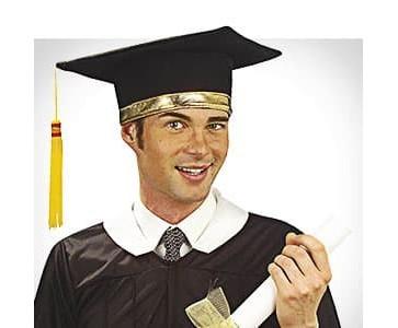 Αξεσουάρ Αποφοίτησης