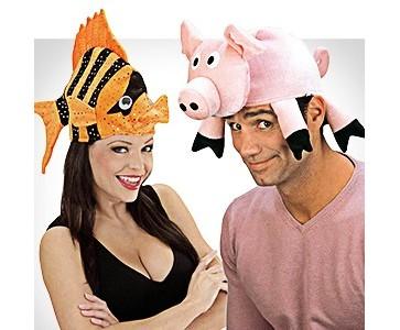 Καπέλα Ζώα